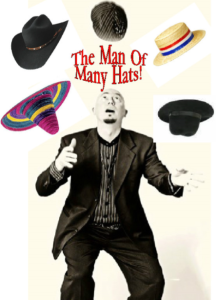 Man of Many Hats