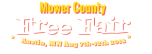 Mower County Fair Senior Day August 9th